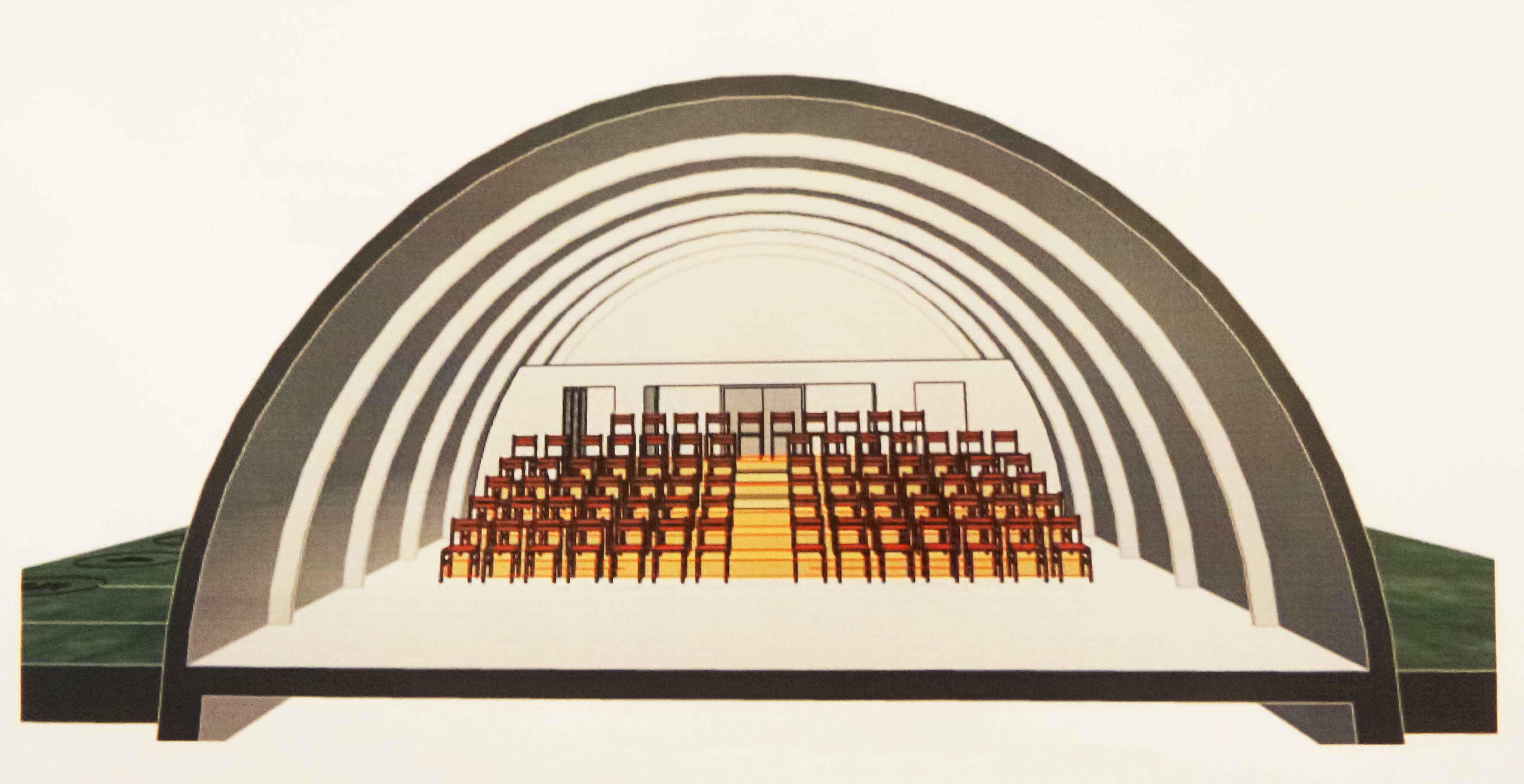 160810 Tunneltheater in Naaldwijk Ton van Bergen