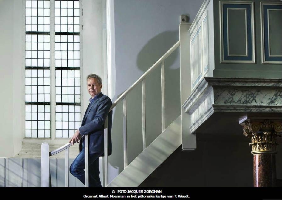 180324 Albert Moerman speelt zijn laatste Lukas Passion