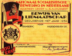 180411 Bewijs van lidmaatschap NSB