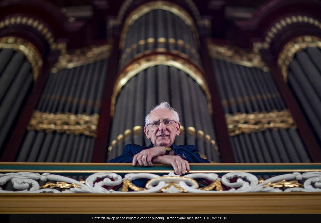 180904 Gerar Bal 50 jaar cantor organist