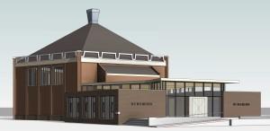 Kerk Maasdijk (ontwerp jan 2019)