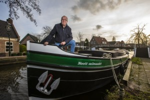 200121 Daan de Bruyn op zijn Nooit Volmaakt in Schipluiden