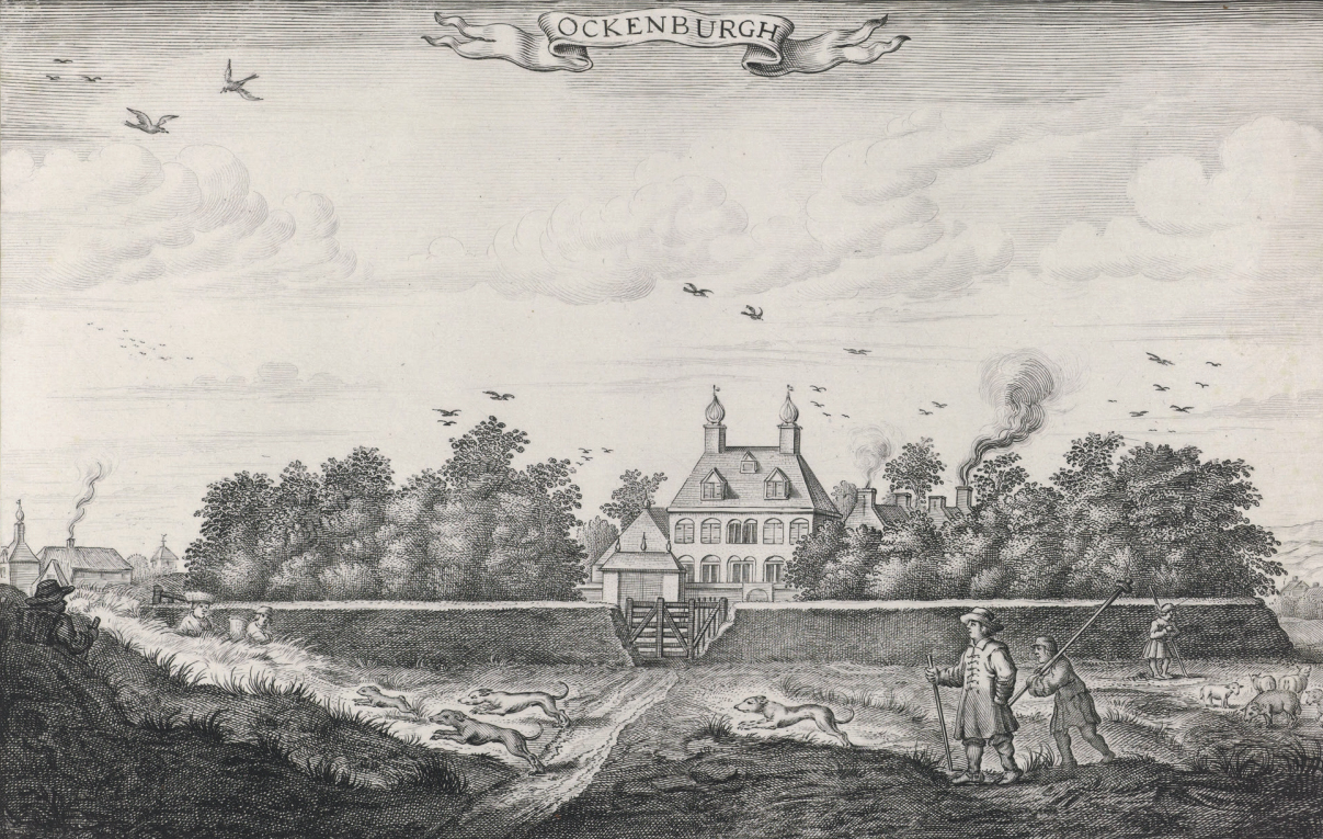 Ockenburgh 1654 Rijksmuseum Amsterdam
