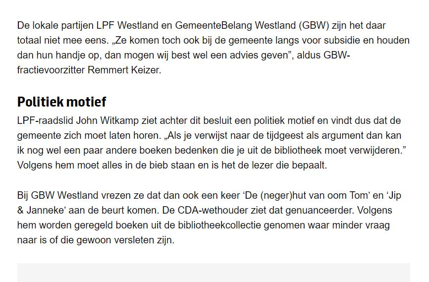 201130 Onrust over Zwarte Piet biebboeken B